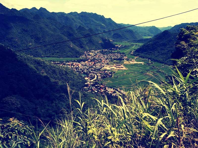 Vue panoramique de Maichau