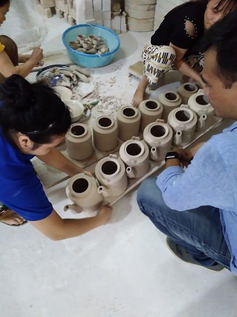 poterie-théières-Bat-Trang-Vietnam